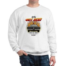 69 Charger - Hot Rod Sweatshirt