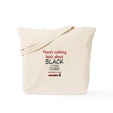 DOOL BASIC BLACK Tote Bag