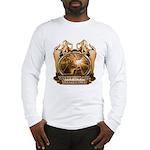 hunt naked Deer hunter gift t Long Sleeve T-Shirt