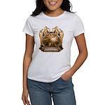 hunt naked Deer hunter gift t Women's T-Shirt