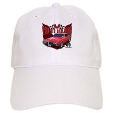 69 Firebird - The Big Bad Bir Baseball Cap