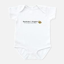 Herp Thing Beardie Baby Bodysuit