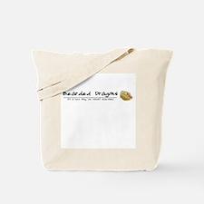 Herp Thing Beardie Tote Bag