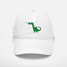 Cartoon Dragon Baseball Baseball Cap