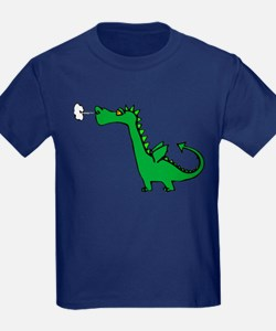 Cartoon Dragon T