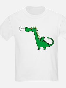 Cartoon Dragon T-Shirt
