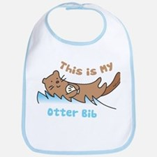 This Is My Otter Bib