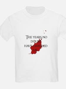 """""""Years"""" T-Shirt"""