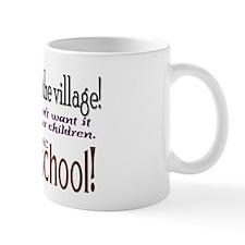 village Mugs