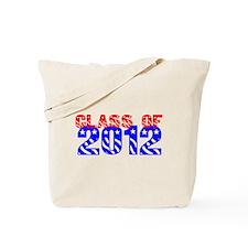 Class of 2012 USA Tote Bag