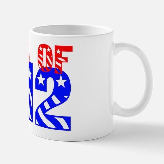 Class of 2012 USA Mug