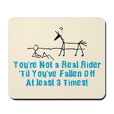 Real Equestrian Mousepad