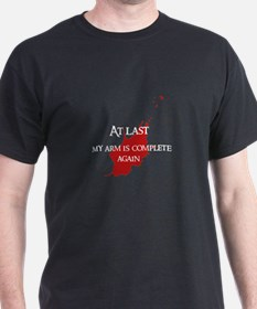 """At last"" (Dark) T-Shirt"