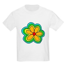 Flowers Kids T-Shirt
