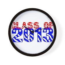 Class of 2013 USA Wall Clock