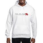 Herp Thing Red Dart Frog Hooded Sweatshirt