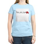 Herp Thing Red Dart Frog Women's Light T-Shirt