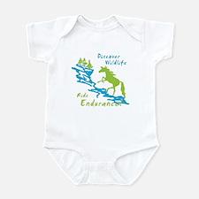 Endurance Horse Infant Bodysuit