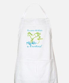 Eventing Horse BBQ Apron
