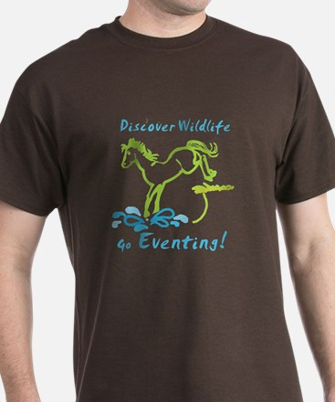 Eventing Horse T-Shirt