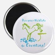 Eventing Horse Magnet
