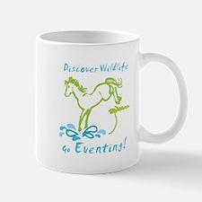 Eventing Horse Mug