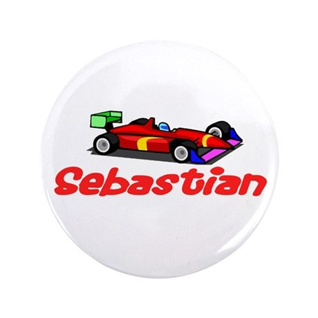 "Sebastian 3.5"" Button"