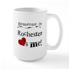 Rochester Loves Me Mug