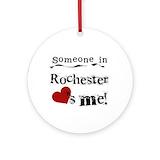Rochester ny Round Ornaments