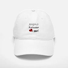 Rochester Loves Me Baseball Baseball Cap