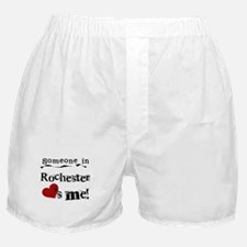 Rochester Loves Me Boxer Shorts