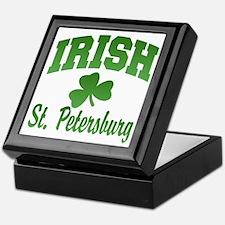 St. Petersburg Irish Keepsake Box
