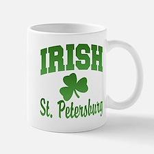 St. Petersburg Irish Mug