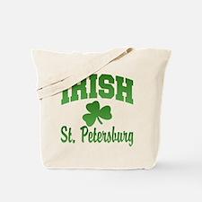 St. Petersburg Irish Tote Bag