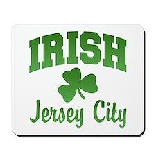 Jersey City Irish Mousepad