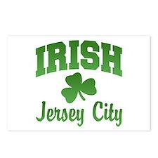 Jersey City Irish Postcards (Package of 8)