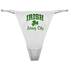 Jersey City Irish Classic Thong