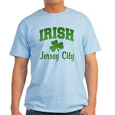 Jersey City Irish T-Shirt