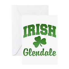 Glendale Irish Greeting Card