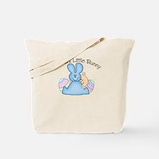 Nonna's Little Bunny Boy Tote Bag