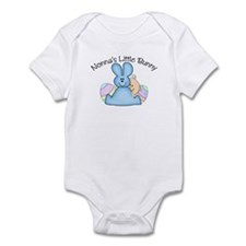 Nonna's Little Bunny Boy Infant Bodysuit