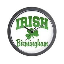 Birmingham Irish Wall Clock