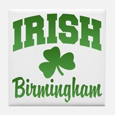 Birmingham Irish Tile Coaster