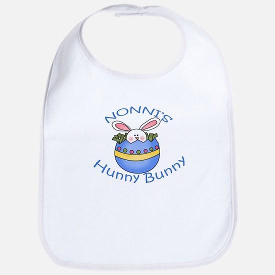 Nonni's Hunny Bunny BOY Bib