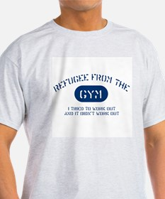 Gym Refugee T-Shirt
