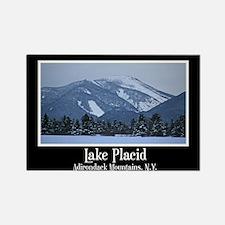 Lake Placid New York Rectangle Magnet (10 pack)