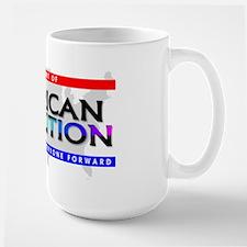 American Evolution Large Mug