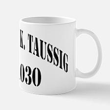 USS JOSEPH K. TAUSSIG Mug