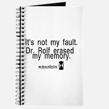 DOOL DR. ROLF Journal
