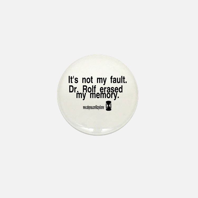 DOOL DR. ROLF Mini Button